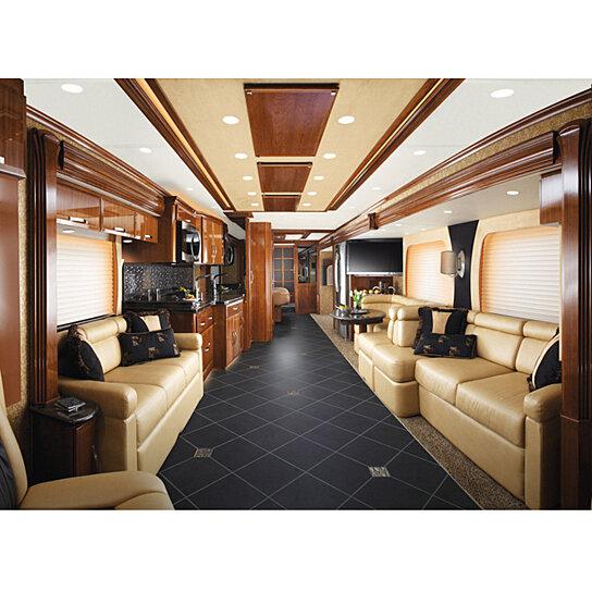 Rv Interior Wall Sconces : Buy 12V LED Brown Fabric Shade Wall Sconce RV Caravan Boat Interior Hall Bedroom Lobby Dining ...