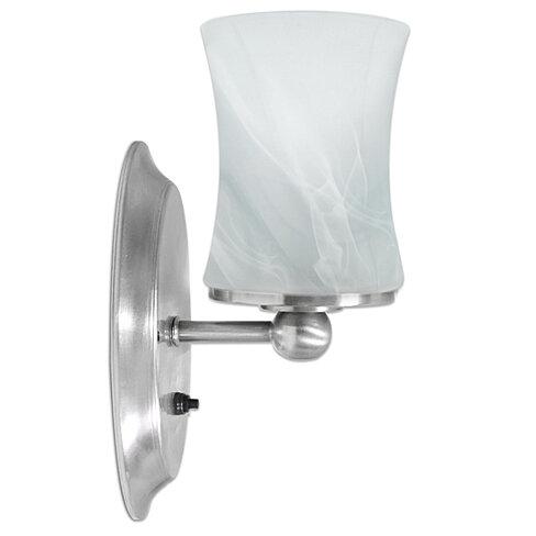 Art Glass Wall Sconce Interior Lighting : Buy 12V LED Glass Wall Sconce RV Camper Trailer Van Boat Marine Wall Lamp Interior Hall Living ...