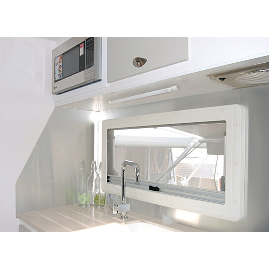 "12v Led Under Cabinet Counter Strip Light Rv Camper: Buy 2pcs Of LED 12volt 11.81"" Dimmable LED Under Cabinet"