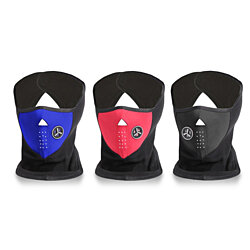 3-Pack: Neoprene Winter Ski Masks