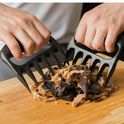2-Pack Meat-Shredding Claws BBQ Handler