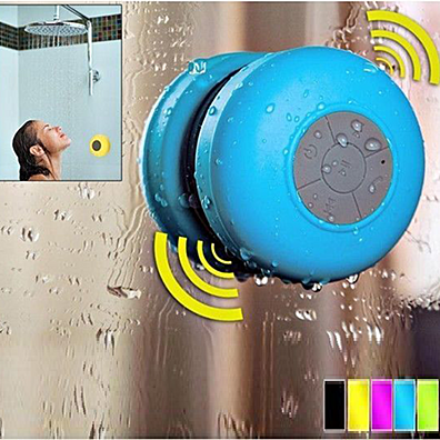 Bluetooth Shower Speaker - 5 Colors