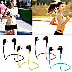 Bluetooth Wireless Sports Headset headphones- 4 Colors Available