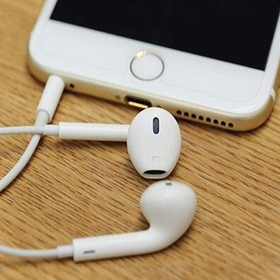 EarPods with Remote and Mic headset For iPhone 6 Plus/6/5 S iPhone 5C headphone