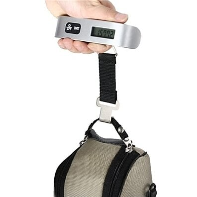 LCD Display Portable Luggage Scale