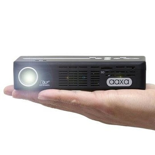 Buy p4x dlp pico projectors by 24shopdirect on opensky for Buy pico projector