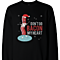 Don't Go Bacon My Heart, I Couldn't If I Fried Matching Couple Sweatshirts Winter Edition (Set)
