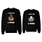 I Love You S'more Matching Couple Sweatshirts (Set)
