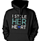 I Stole Her Heart, So I'm Stealing His Matching Couple Hoodies (Set)
