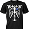 Skeleton Matching Couple Shirts (Set)