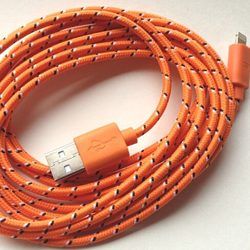 10 foot iphone 5 charger buy iphone 5 5s 5c lightning cable usb charger sync 3138