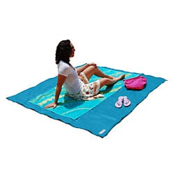 Sand Free Beach Mat in 3 Colors - 5x7