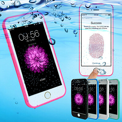 Shockproof Dustproof Underwater Diving Waterproof Cases Cover For iPhone 7 / 7 Plus