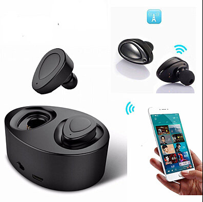 True Wireless Bluetooth Stereo Earpods Headset
