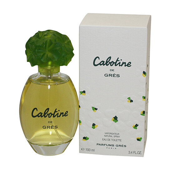 buy cabotine de gres by parfums gres for women eau de toilette spray 3 4 oz 100 ml by. Black Bedroom Furniture Sets. Home Design Ideas