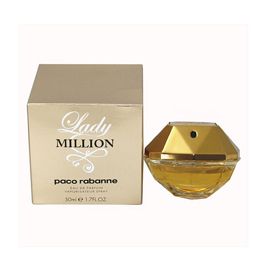buy lady million perfume by paco rabanne for women eau de. Black Bedroom Furniture Sets. Home Design Ideas