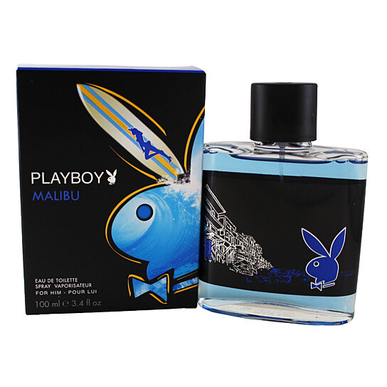 Buy Playboy Malibu By Playboy Fragrances For Men Eau De Toilette Spray 3 4 Oz 100 Ml By