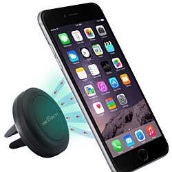 Air Vent Magnetic One Step Car Mount- Compatible with all Smartphones