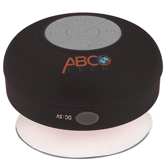 Buy Abco Tech Water Resistant Wireless Bluetooth Shower
