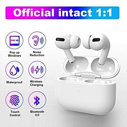 Mini Earbuds Wireless Bluetooth Headsets Headphons with Charging Box for Smartphone
