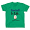 AFONiE Baseball Is Life Kids T-Shirt