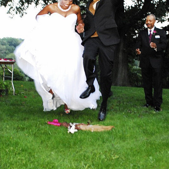 buy customized wedding broom by a gift 4 you on opensky