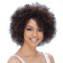 African american celebrity wigs Short-female-haircut afro kinky curly wig synthetic hair cheap-wigs perfumes feminino