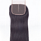 Brazilian Straight Hair Lace Closure 4*4 Free Part Middle Part Three Part Natural Color non Remy Hair HDL 3-5days received