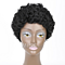 NEW Short Black Wig Full Hair Natural Wigs for Women Color:Black