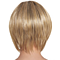 Wigs Straight Hair Gold Wigs Fashion Short Women Wig