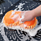2IN1 Car Wash Sponge Mixed Ultrafine Fiber Microfiber Chenille(Anthozoan)/Mesh for Washing & Cleaning Ideal(Buy 1 Get 1 Free)