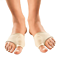 Bunion Toe Straightener and Bunion Relief Detox Sleeve Bunion Pad with EuroNatural Gel for Ultimate Foot Pain Relief