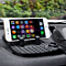 Car Adjustable Bracket Connector Magnetic Car Phone Holder Mounts With Charging USB Cable