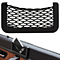 Car Organizer Nets 15X8cm Automotive Pockets With Adhesive Visor Car Syling Bag Storage for tools Mobile phone(Buy 1 Get 1 Free)