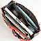 Clear Compact Portable Make up Women Makeup Organizer Bag Girls Cosmetic Bag Toiletry Travel Kits Storage Bag Hand bag