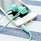 Colorful Cartoon Cute  Bear Earphone Earpod Headphone