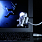 Creative Astronaut USB Light Night Light