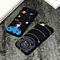 Creative Space UFO Astronaut Starry Night Iphone 6 6s Plus & 7 7Plus Cover Case