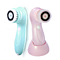 Electric Facial Waterproof Rotation Deep Cleansing Brush Moisturizing Exfoliating Oil-control Face Skin Care Massager