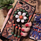 Ethnic Style Beads Pendant Patterned Hard Phone Case for iPhone 7 7 Plus & 6 6s Plus