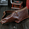 Fashion Men Messenger Bags Leather Handbag Cross Body Shoulder Chest Bags