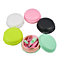 Macaroon Earphones 3.5mm In-ear Earphone with Macaroon Case