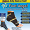 Man Women Anti Fatigue Compression Foot Sleeve Foot Ankle Compression Socks