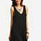 New Fashion with Tassel Sleeveless Woman Sexy Mini Dresses