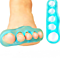 New Toe Separators Stretchers Straighteners Alignment Bunion Gel Corrector Spacer Pain Relief Foot Care