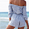 New Women Summer Beach Jumpsuit Clubwear Bodycon Playsuit Romper