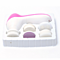 Portable Machine Body Cleaning Massage Skin Beauty Brush, Multifunctional 5-in-1 Deep-layer Electric Face Massager Face Cleaner