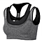 Professional Mesh Fitness Layered Sports Bra Women Sports Yoga Tops Fitness Vest Bra