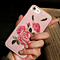Retro  Chic Floral Embroidery Iphone 6 6s Plus & 7 7 Plus cover Case