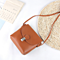 Retro Vintage Women's Leather Crossbody Messenger Bag
